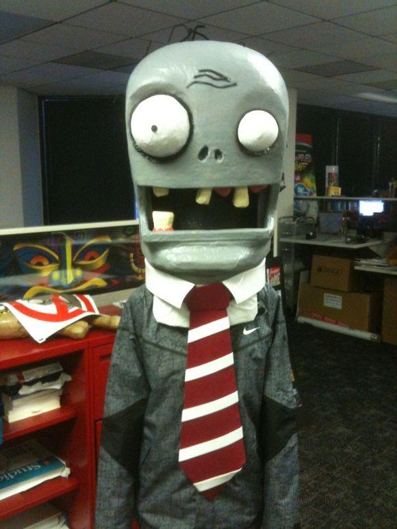 Fun at PopCap Headquarters!