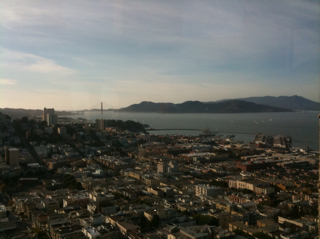 I love living in the Bay Area!