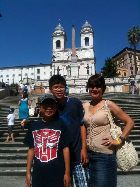 Day 1 - Roma